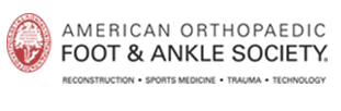 american orthopaedic foot and ankle society logo