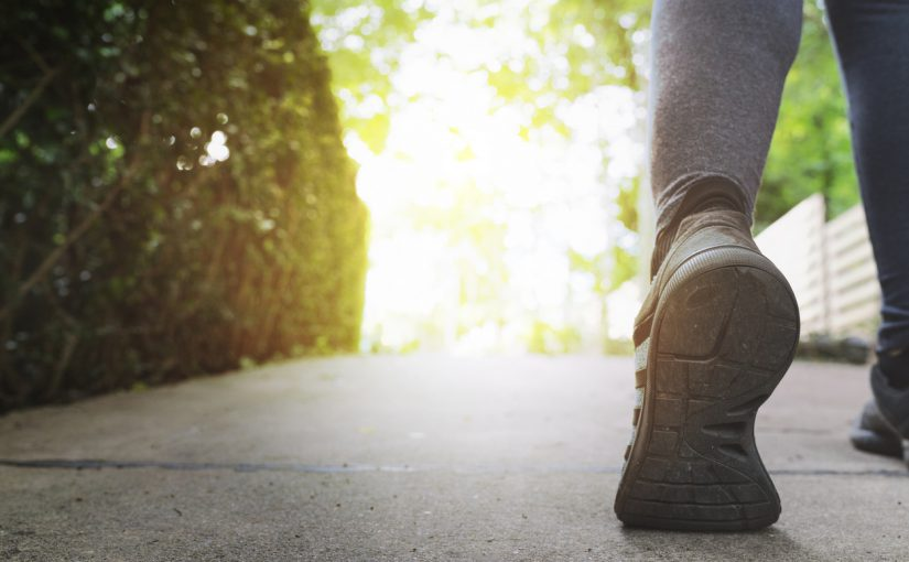 walking abnormalities