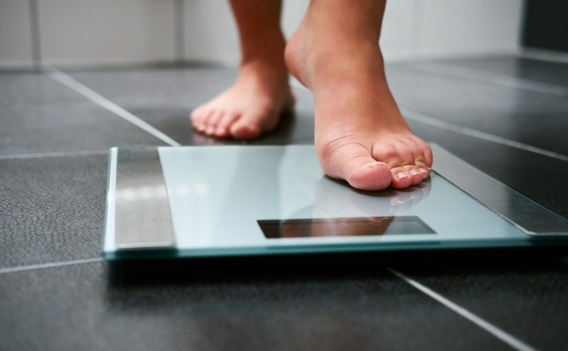 Feet shrink when you lose weight?