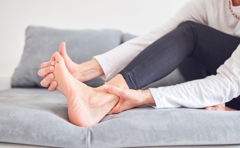 Why do your toes cramp? Maybe hydration is the issue