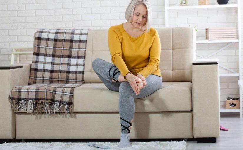 Dangers of diabetic foot ulcers.