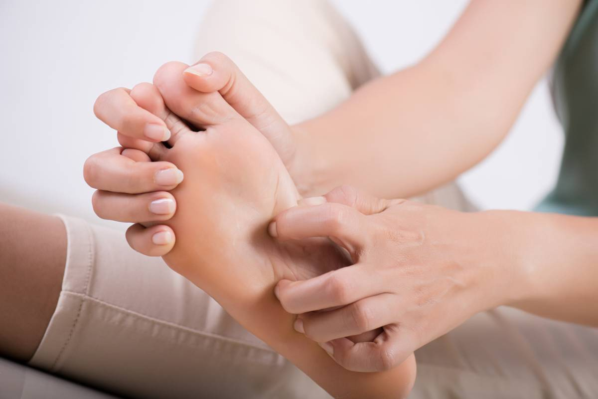 can non-athletes get athlete's foot?